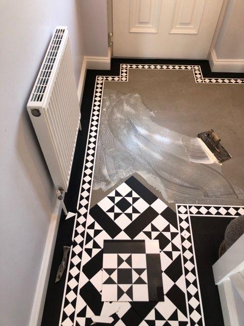 Victorian Floor Tile