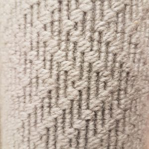 Herringbone Loop Carpet Remnant