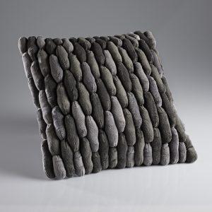 Cobble Smoke Cushion