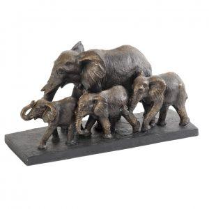 Elephant Parade Bronze Sculpture
