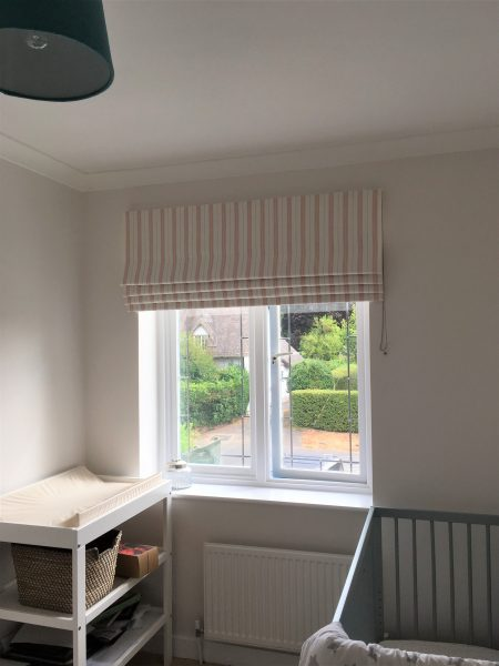 Girls Roman Blind