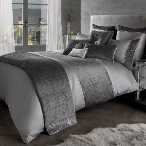 Sexy Grey Sparkly Bedding
