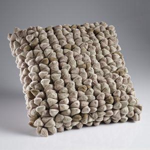 Soft Taupe Soft Pebble Cushion