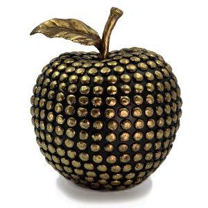 Black & Gold Apple