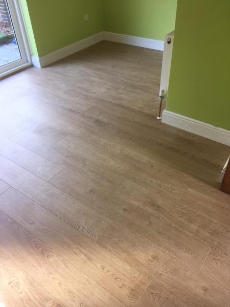 Balterio Oak Laminate Flooring