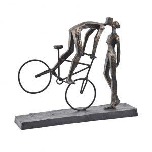 Bicycle Kiss