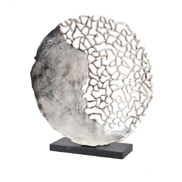 Coral Aluminium Sculpture