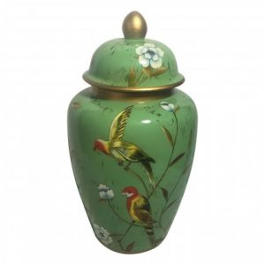 Tropical Turquoise Jar Small
