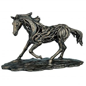 Bronze Horse Sculpture