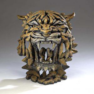 Edge Bengal Tiger Bust