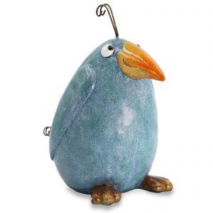 Crazy Bird Blue