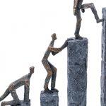 Stumbling Blocks Sculpture